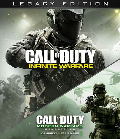 Call of Duty: Infinite Warfare (Legacy Edition) Steam Key EUROPE