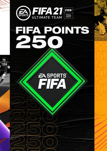 FIFA 21 - 250 FUT Points Origin Key GLOBAL