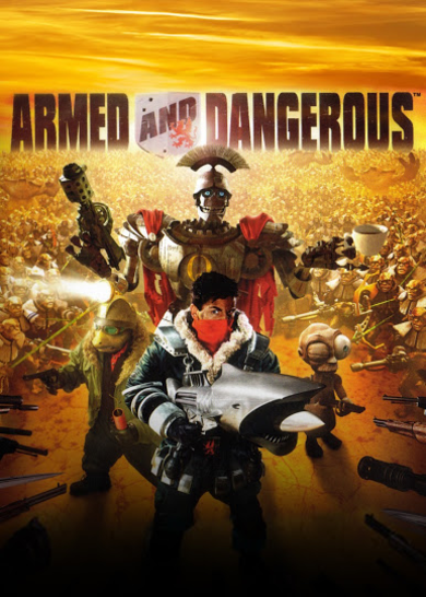 Armed and Dangerous Steam Key EUROPE