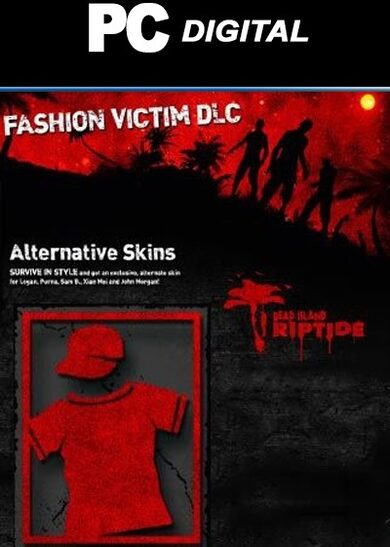 Dead Island: Riptide - Fashion Victim (DLC) Steam Key GLOBAL