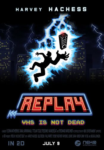 Replay - VHS Is Not Dead Steam Key GLOBAL