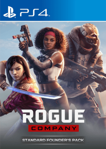 Rogue Company (Standard Founder's Pack) (PS4) PSN Key GLOBAL