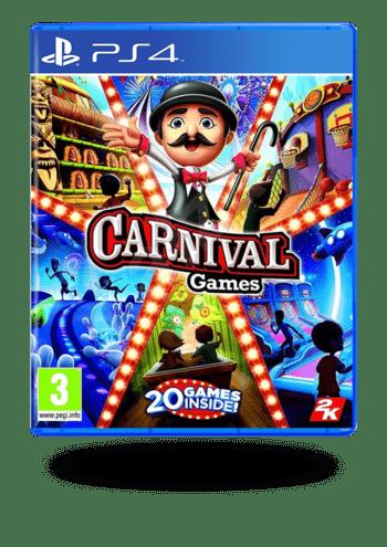 Carnival Games PlayStation 4