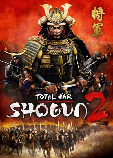 Total War: Shogun 2 Complete Collection Steam Key EUROPE