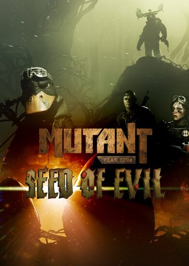 Mutant Year Zero: Seed of Evil (DLC) Steam Key GLOBAL