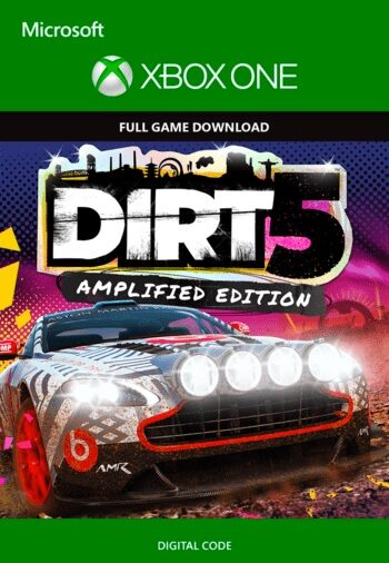 DIRT 5 Amplified Edition (Xbox One) Xbox Live Key ARGENTINA
