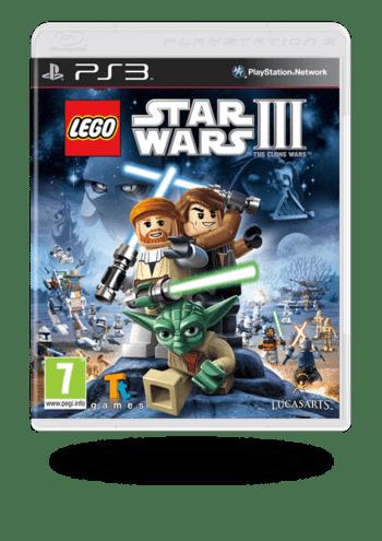 LEGO Star Wars III - The Clone Wars PlayStation 3