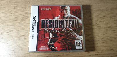 Resident Evil: Deadly Silence Nintendo DS