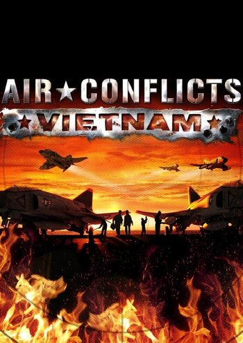 Air Conflicts: Vietnam Steam Key EUROPE