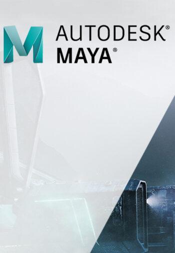Autodesk Maya 2020 (Windows) 1 Device 1 Year Key GLOBAL