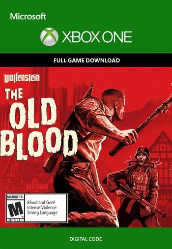 Wolfenstein: The Old Blood (Xbox One) Xbox Live Key UNITED STATES