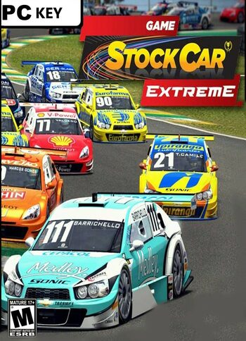 Stock Car Extreme Steam Key GLOBAL