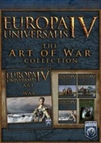 Europa Universalis IV: Art of War Collection Steam Key GLOBAL
