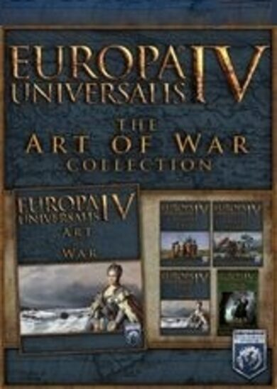 Europa Universalis IV: Art of War Collection Steam Key GLOBAL