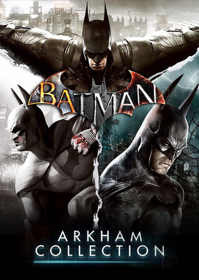 Batman: Arkham Collection Steam Key GLOBAL фото