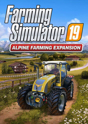 Farming Simulator 19: Alpine Farming Expansion (DLC) Steam Key GLOBAL