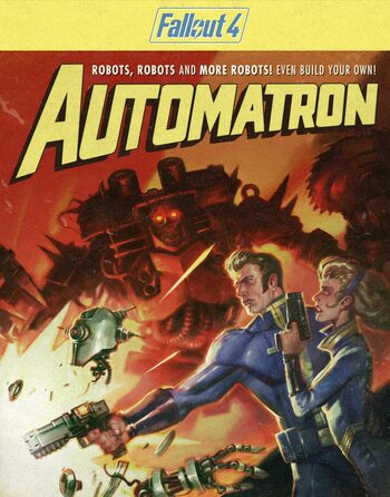 Fallout 4 - Automatron (DLC) Steam Key GLOBAL