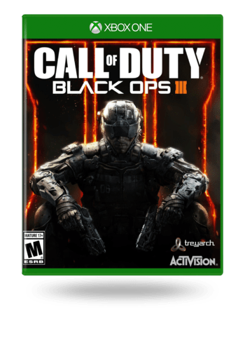 Call of Duty: Black Ops III Xbox One