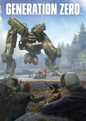 Generation Zero Steam Key GLOBAL