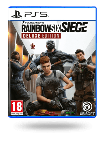 Tom Clancy's Rainbow Six Siege Deluxe Edition PlayStation 5