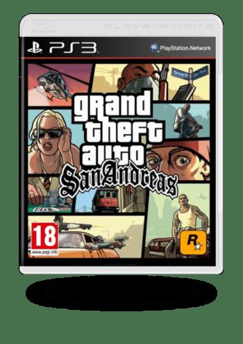 Grand Theft Auto: San Andreas PlayStation 3