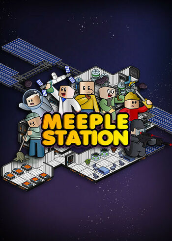 Meeple Station Steam Key GLOBAL