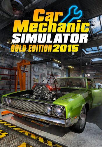 Car Mechanic Simulator 2015 Gold Edition Steam Key GLOBAL