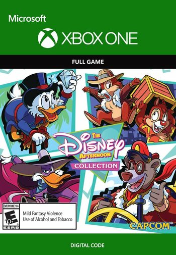 The Disney Afternoon Collection (Xbox One) Xbox Live Key UNITED STATES