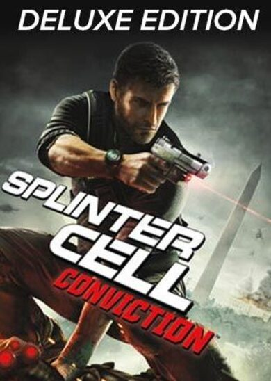 Tom Clancy's Splinter Cell: Conviction (Deluxe Edition) Uplay Key GLOBAL