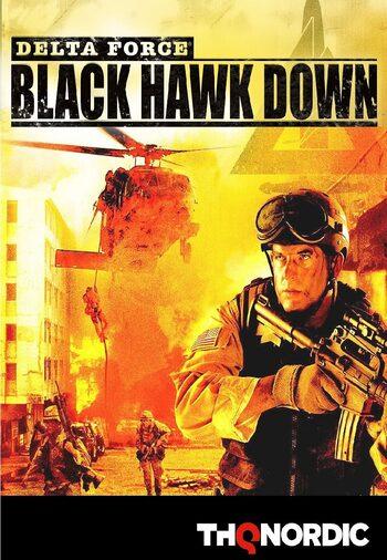 Delta Force: Black Hawk Down Steam Key GLOBAL