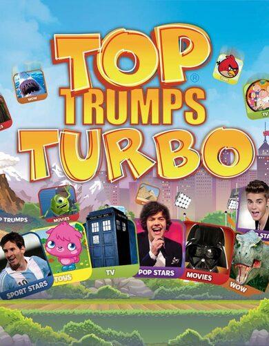 Top Trumps Turbo Steam Key GLOBAL