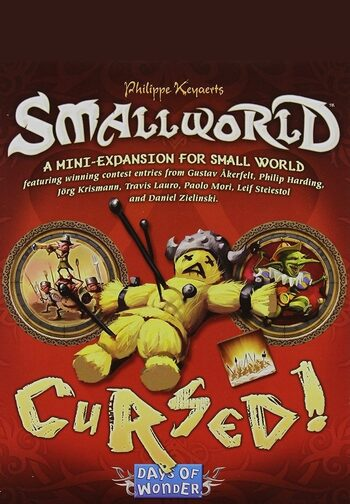 Small World 2 - Cursed! (DLC) Steam Key GLOBAL