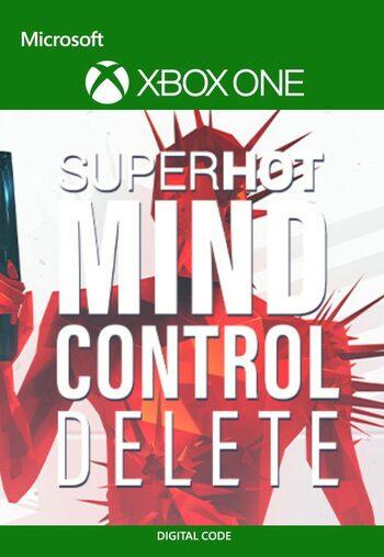 SUPERHOT: MIND CONTROL DELETE XBOX LIVE Key ARGENTINA