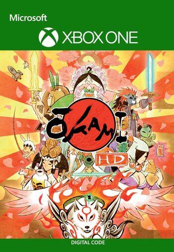 Okami HD XBOX LIVE Key UNITED STATES