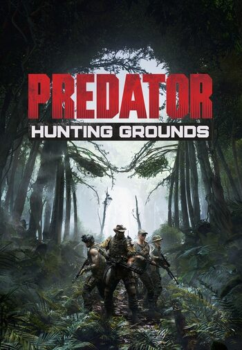 Predator: Hunting Grounds Steam Key GLOBAL