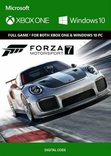 Forza Motorsport 7 (PC/Xbox One) Xbox Live Key GLOBAL
