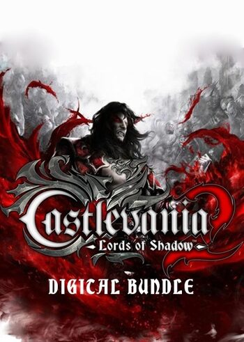 Castlevania: Lords of Shadow 2 Digital Bundle Steam Key EUROPE