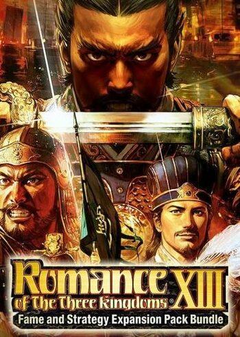 Romance of the Three Kingdoms XIII Steam Key GLOBAL