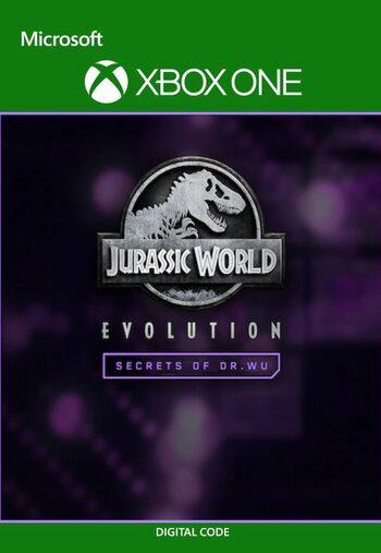 Jurassic World Evolution - Secrets of Dr Wu (DLC) XBOX LIVE Key EUROPE