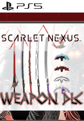 SCARLET NEXUS - Weapon Bundle (DLC) (PS5) PSN Key UNITED STATES