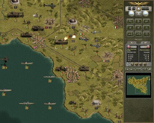 Buy Panzer Corps - Allied Corps (DLC) Steam Key GLOBAL | ENEBA