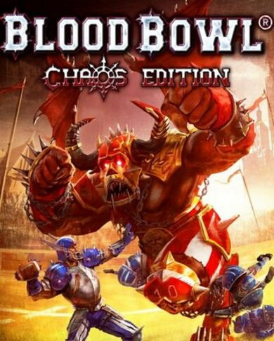 Blood Bowl (Chaos Edition) Steam Key EUROPE фото