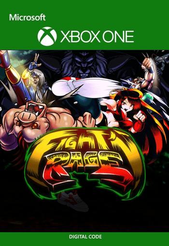 Fight'N Rage XBOX LIVE Key UNITED STATES