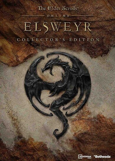 The Elder Scrolls Online: Elsweyr Digital Collector's Edition Official Website Key GLOBAL