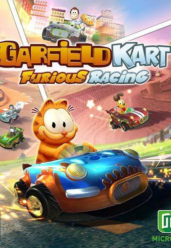 Garfield Kart - Furious Racing Steam Key GLOBAL