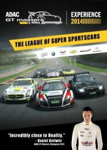 RaceRoom - ADAC GT Masters Experience 2014 (DLC) Steam Key GLOBAL
