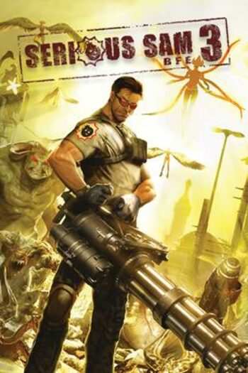 Serious Sam 3: BFE Gold Edition Steam Key GLOBAL
