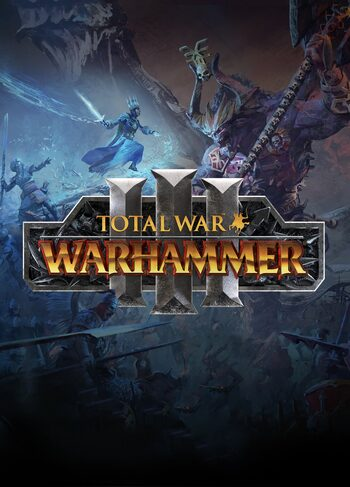 Total War: WARHAMMER III Steam Key GLOBAL