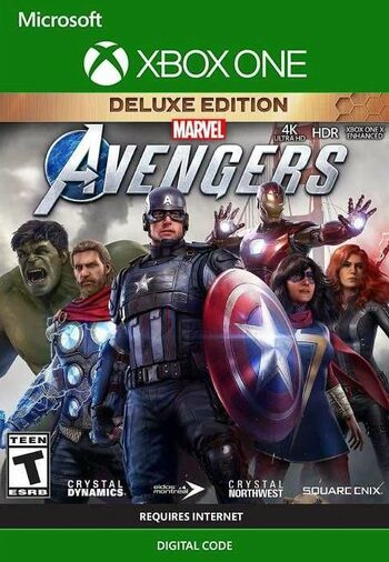Marvel's Avengers: Deluxe Edition (Xbox One) Xbox Live Key UNITED STATES