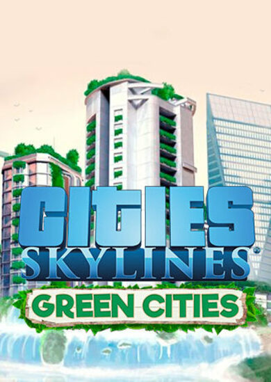 Cities: Skylines - Green Cities (DLC) Steam Key GLOBAL фото